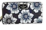 Kate Spade Blake Avenue Neda Polyester Zip Around Wallet (Printed Floral)