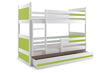 Interbeds Etagenbett : Interbeds etagenbett rico cm farbe weiβ mit lattenroste