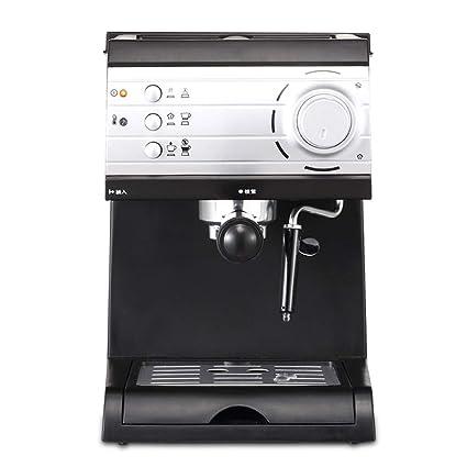 YJSY Máquina de café semiautomática Tipo de Vapor 1.5L Tipo de Bomba Cafetera de Vapor