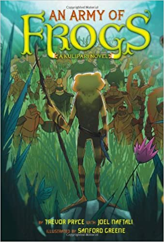 Image result for army of frogs trevor pryce