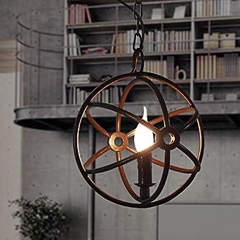 JJ Moderne LED Pendelleuchten Lampe Im Europäischen Stil Erinnert An Die  Amerikanischen Dorf Der Creative Industries