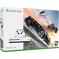 Various Microsoft Xbox One S 500GB Consoles + 2 Free Games