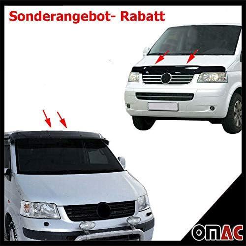 Sonnenblende Und Motorhaube Deflektor Set Für Sprinter W906 2006 2013 Auto