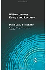 William James: Essays and Lectures Paperback