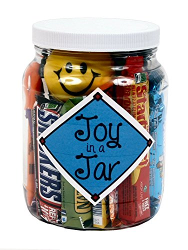 Joy in a Jar - Care Package or Gift for Someone Special]()