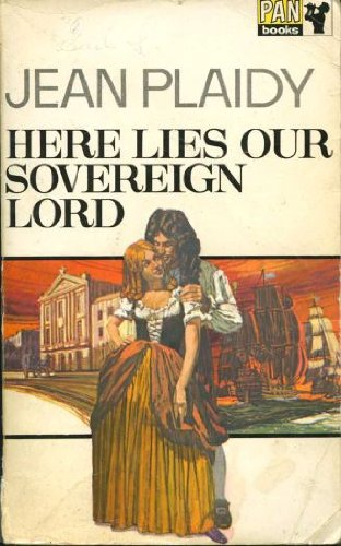 book cover of Here Lies Our Sovereign Lord