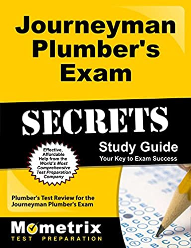 Plumbing Certification Study Guide - Product User Guide Instruction •