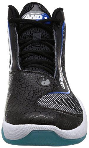 Chi de Noir Chaussures 3 Blanc AND1 Tai Homme Bleu Basketball Roi 4Wq5wgxU