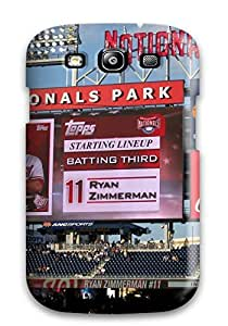 Ryan Knowlton Johnson's Shop washington nationals MLB Sports & Colleges best Samsung Galaxy S3 cases