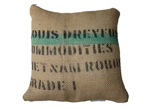 Cojin saco Vietnam - sacos de grano - cojin sofa ...