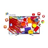 Videocon 127 cm (50 inches) VNW50FH58SAF Full HD LED android Smart TV With Wi-Fi(Black)