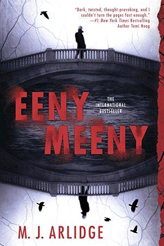 """""""Eeny Meeny (A Helen Grace Thriller)"""" av M. J. Arlidge"""