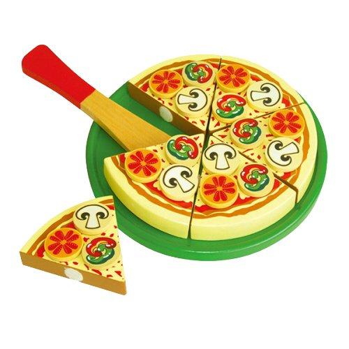 1 opinioni per New Classic Giocattoli- 0593- gioco dell'imitazione- Cucina- Pizza Con Cut-