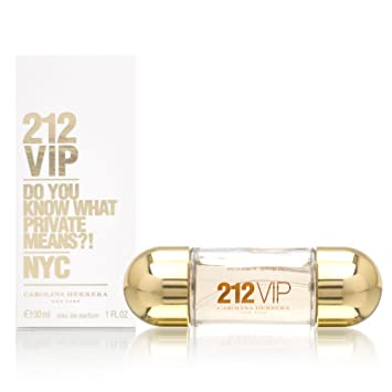 173ef409c Amazon.com   CAROLINA HERRERA 212 Vip Eau de Parfum Spray