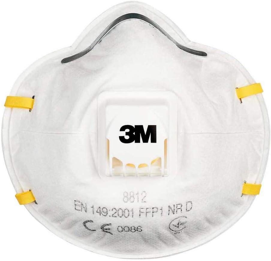 maschera 3m 8812