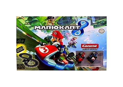 Carrera Battery Operated Set - Mario Kart 8 (1:43 - Carrera 8