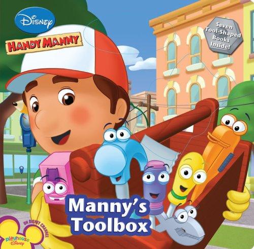 Manny's Toolbox (Disney Handy Manny)