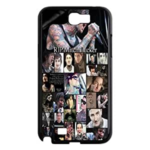 Samsung Galaxy Note 2 N7100 Phone Case Band Suicide Silence G7Y7648570