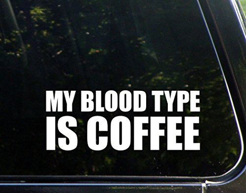 (My Bloodtype Is Coffee (8-3/4