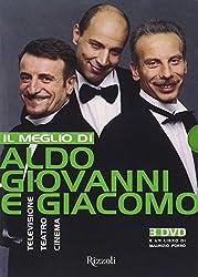 Il meglio di Aldo, Giovanni e Giacomo. Con 3 DVD