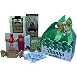 Art of Appreciation Gift Baskets Thanks A Million Gable Gift Box of Snacks and Treats