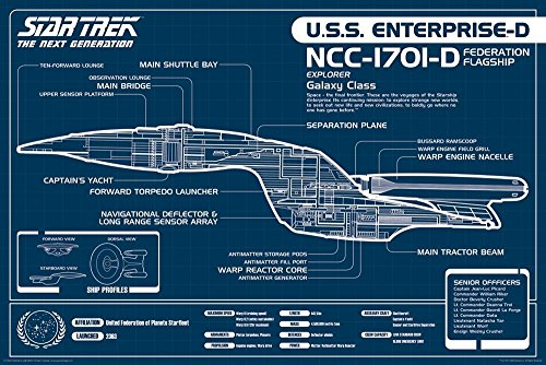 Amazon.com: Star Trek Enterprise Blueprint 24x36 Television Poster on enterprise-e schematics, robotech schematics, gilso star trek schematics, uss vengeance schematics, uss excelsior schematics, uss ncc-1701 d, star trek voyager schematics, enterprise-j schematics, uss voyager specifications, uss voyager lcars, ncc 1701 e schematics, ds9 schematics, new enterprise ncc-1701 schematics, uss voyager schematics, star trek enterprise schematics, uss defiant schematics, uss reliant schematics, star trek lcars schematics, enterprise nx-01 schematics, enterprise-d schematics,