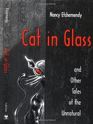book cover of Cat in Glass