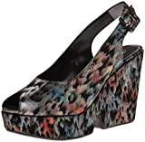 Robert Clergerie Womens Dylani Wedge Pump