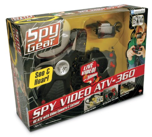 Wild Planet Spy Gear Spy Video ATV-360 by Wild Planet (Image #3)