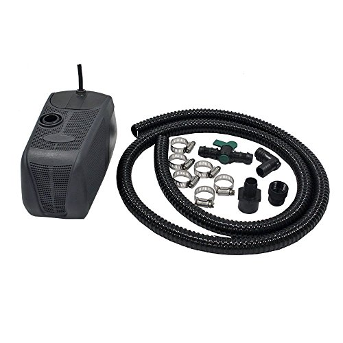 (Aquascape AquaBasin Pump Kit #98377)