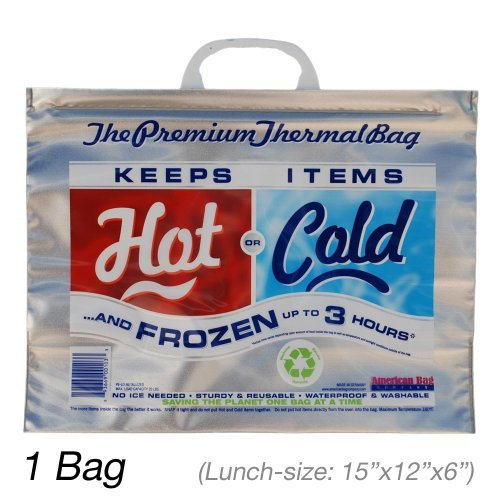 Insulated Bag | Thermal Bag | Hot Cold Bag (1 Lunch - Shopping Outlet Ventura