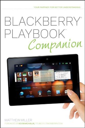 BlackBerry PlayBook Companion: Matthew Miller, Todd Meister