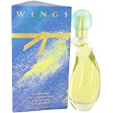 WINGS by Giorgio Beverly Hills Eau De Toilette Spray 3 oz for Women - 100% Authentic