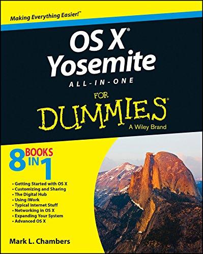 OS X Yosemite AIO For Dummies