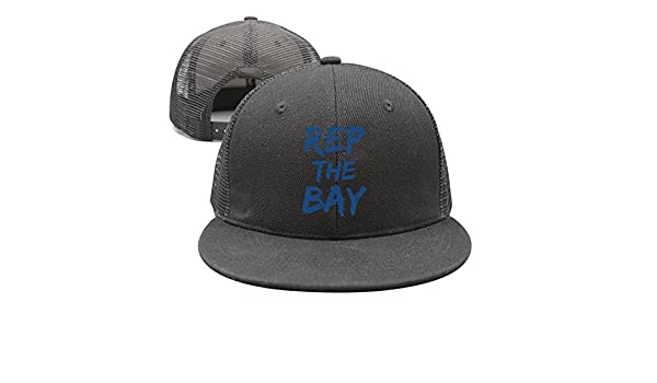 Qqppii I Rep The Bay Blue 2018 Champions Parade Cotton Womens Mens Baseball Hats