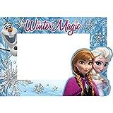 SaveMax Disney Frozen Trio Elsa Anna Olaf Picture Frame