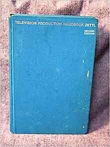 Television production handbook. (Book )