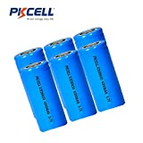 3.7V 4000mAH ICR 26650 LI-ion Rechargeable Battery No Plate With Flat Top (6pc)