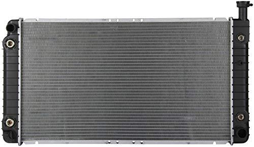 Spectra Premium CU2042 Complete Radiator 02 Gmc Savana Radiator
