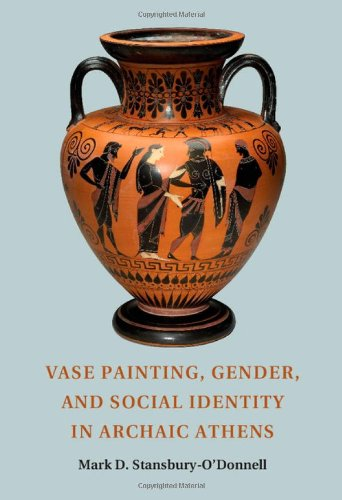 Amazon Vase Painting Gender And Social Identity In Archaic