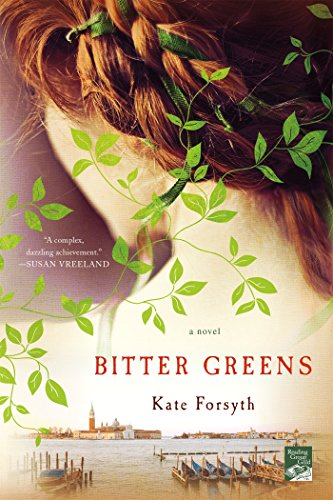 Book cover for Bitter Greens