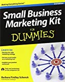 img - for Small Business Marketing Kit For Dummies by Barbara Findlay Schenck (2012-09-04) book / textbook / text book