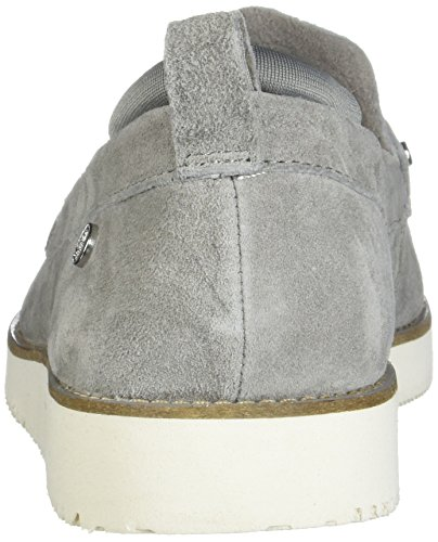 Loafer Women's Suede Chowchow Frost Grey Puppies Hush qP4O8n10