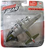 Maisto Speed Gear Tailwinds B-17 Flying Fortress Plane