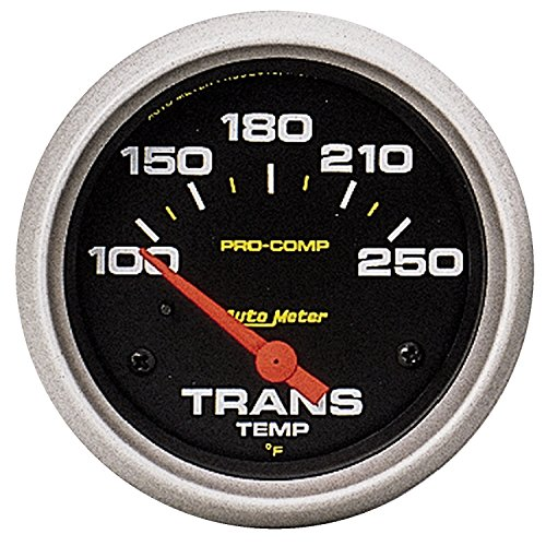 Auto Meter 5457 Pro-Comp Electric Transmission Temperature (Mechanical Transmission Temperature Gauge)