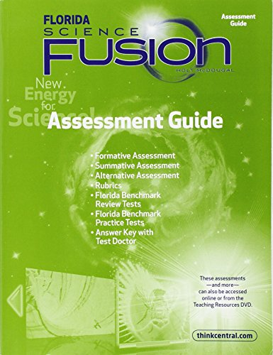Download Holt McDougal Science Fusion Florida: Assessment Guide