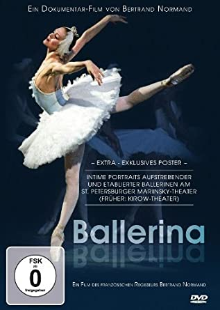 Ballerina: Amazon.de: Bertrand Normand: DVD & Blu-ray