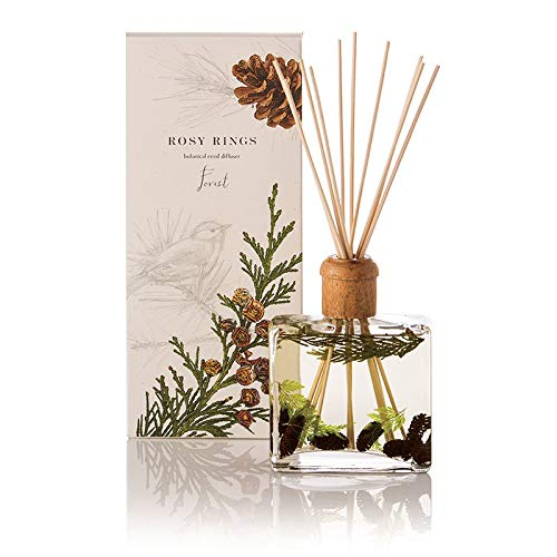 Rosy Rings Botanical Reed Diffuser - ()