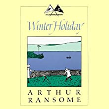 Winter Holiday: Swallows and Amazons Series Audiobook by Arthur Ransome Narrated by Alison Larkin