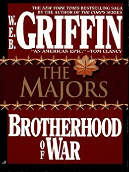 The Majors (Brotherhood of War) by [Griffin, W.E.B.]